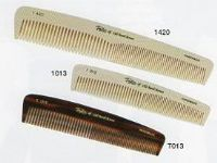 Taylor of Bond Street - Gentlemen's Imitation Ivory Comb - Medium 12.5cms
